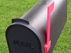 student loan mailbox