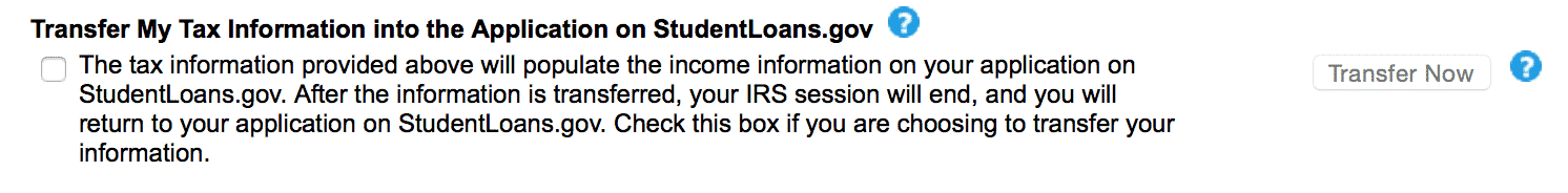 IRS Authorization