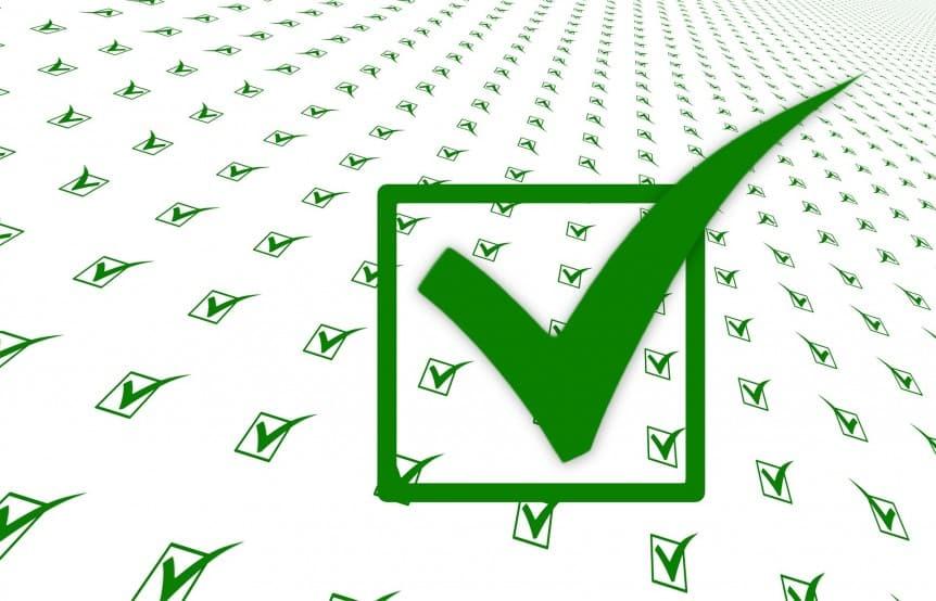 student loan checklist 2016