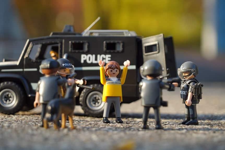 student loan arrest