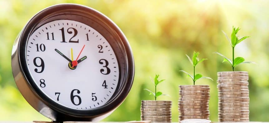aggressive repayment or retirement investment