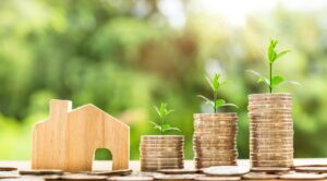 down payment on a home or student loan