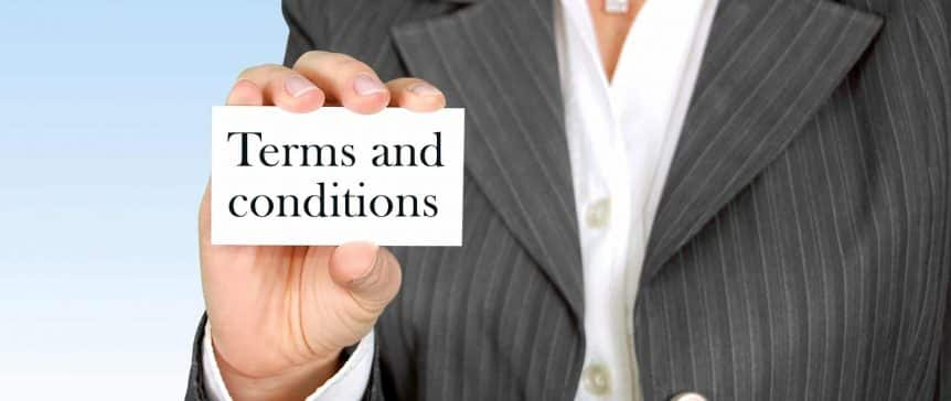 borrow holds terms and conditions