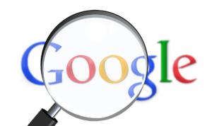 taking a close look at google